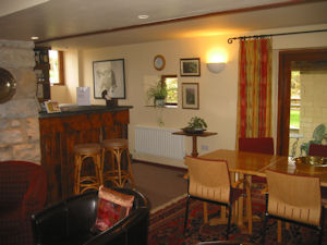 Bennetts Dining Room, High Trenhouse, Malham, Yorkshire Dales
