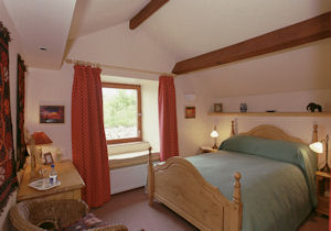 Bennetts Bedroom, High Trenhouse, Malham, Yorkshire Dales