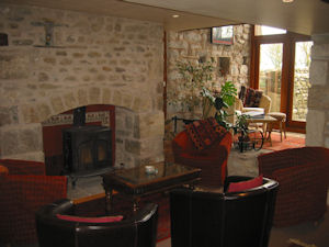 Bennetts Lounge, High Trenhouse, Malham, Yorkshire Dales