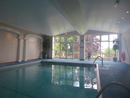 Swimming Pool, Indoor, Heated, Newfield Hall, Malhamdale, Yorkshire Dales