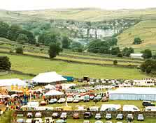 Malham Show, Yorkshire Dales, Trailquest Mountain Bike Race