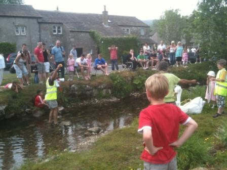 Malham Safari Duck Race