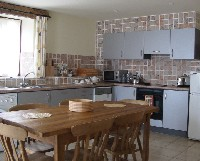 Luxury Holiday Cottage Kitchen