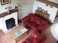 Town End Luxury Yorkshire Dales Holiday Accomodation, Malham Cove View Lounge
